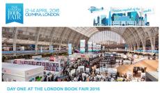 London Book Fair 2016!